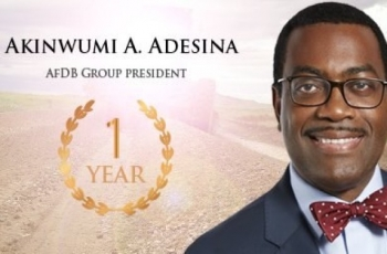AfDB President Adesina's First Year in Office and a Remarkable Transformation Agenda